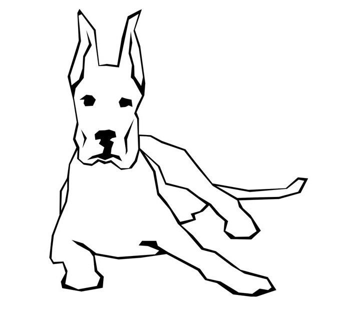dibujos de razas de perros para pintar Car Tuning