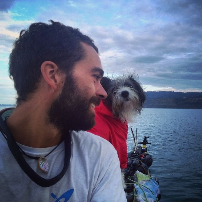 Como hacer 5.000 km de kayak con tu perro (7)